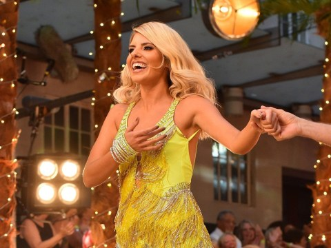 Mollie King reveals she knows who her Strictly Come Dancing partner is as she releases new dance track Hair Down
