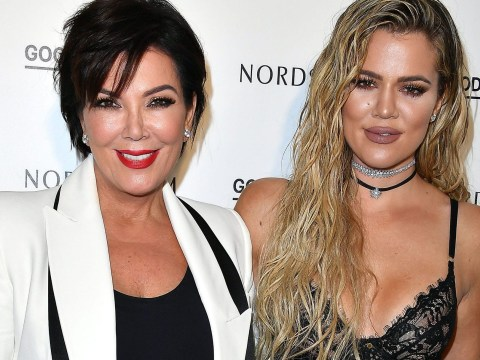 Kris Jenner 'sticking by Khloe Kardashian's side and teaching her to breastfeed' amid Tristan Thompson cheat claims
