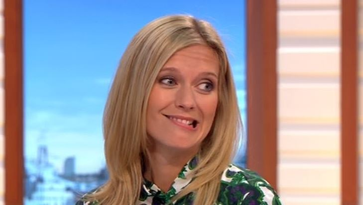 Rachel Riley uses maths to prove there's almost no chance of finding love