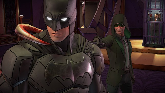 Batman: The Enemy Within (PC) - a story with consequences?