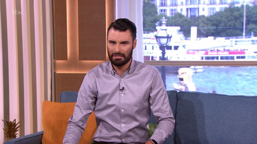 This Morning viewers in hysterics at Rylan Clark-Neal after competition gaffe plays the wrong footage