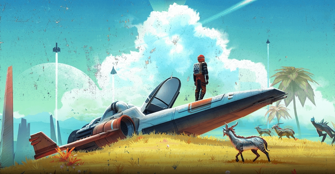 No Man's Sky - finally becoming the game that was originally promised
