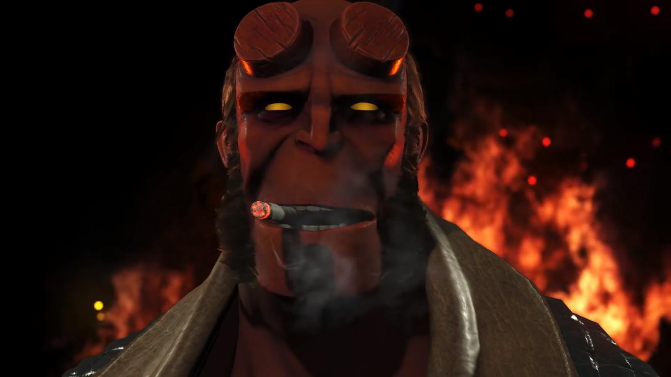 My dream Hellboy game – Reader's Feature