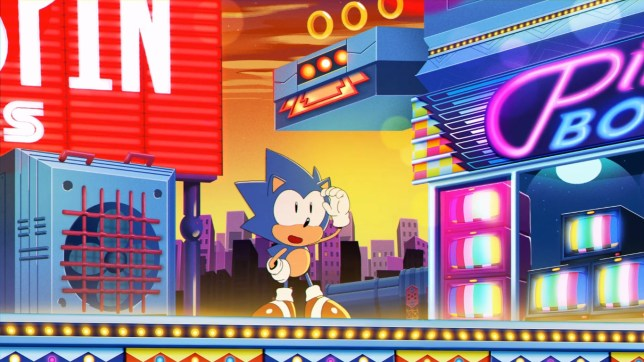Sonic Mania - so '90s it hurts