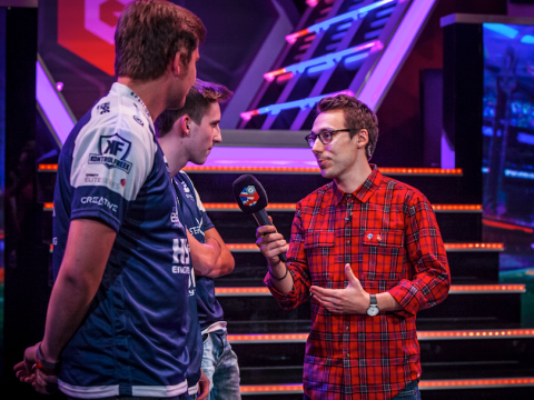 Comedian Tom Deacon on bringing esports to the BBC, Olympic potential and the Gfinity Elite Series