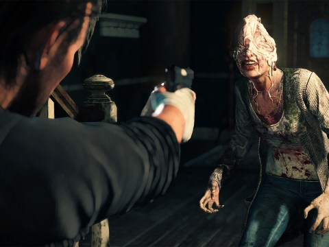 How many chapters are there in The Evil Within 2?