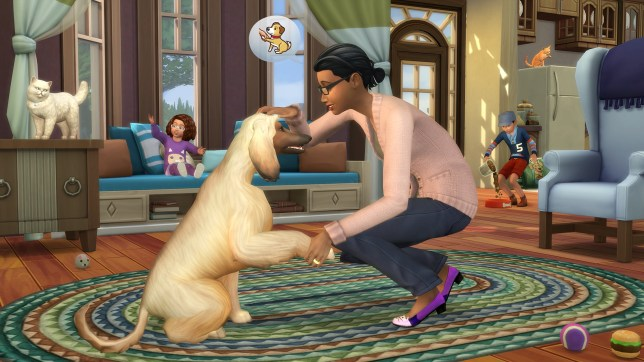 The Sims 4: Cats & Dogs - will it create mass hysteria?