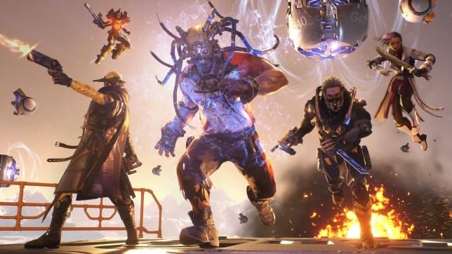 LawBreakers - should Blizzard be worried?