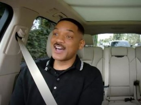 Will Smith and James Corden take Carpool Karaoke to the next level with helicopter flight