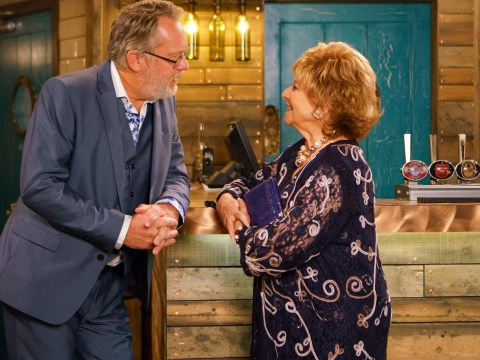 Coronation Street spoilers: Jim Moir aka Vic Reeves' exit storyline as Colin revealed