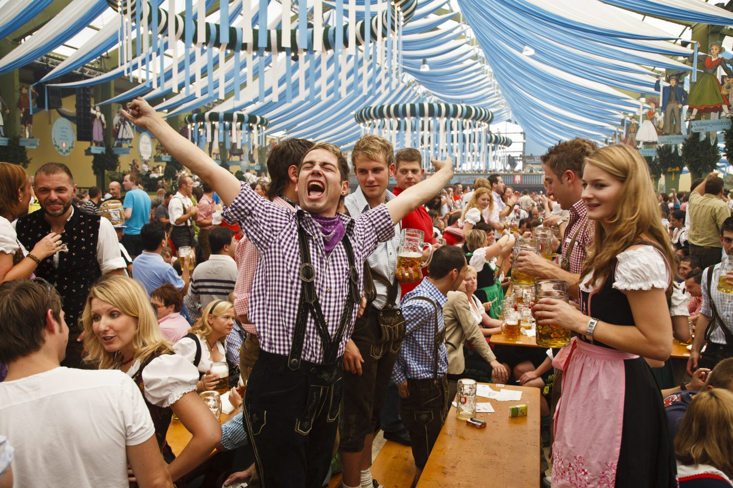Heading to Oktoberfest? Here's all you need to know