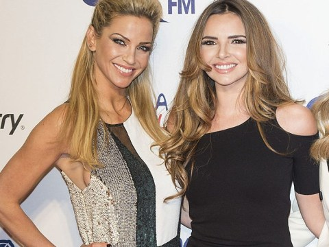 Nadine Coyle begged Sarah Harding not to do Celebrity Big Brother and go on holiday instead