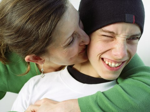 Here's how to best embarrass your kids