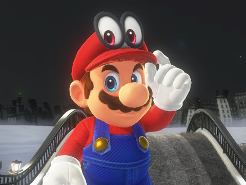 Nintendo really wish you'd stop asking about Mario's naked body – seriously guys