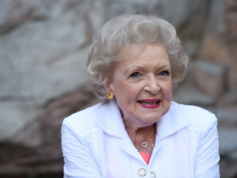 Betty White, 95, shares her secrets for a long life