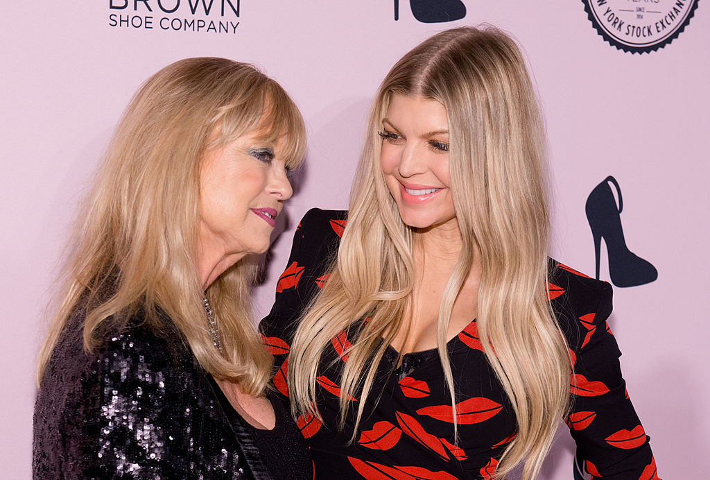 Fergie's own mother didn't know about her split from Josh Duhamel