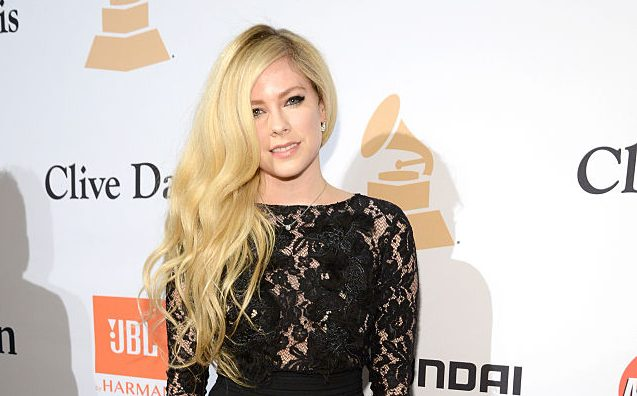 Avril Lavigne is almost ready for that comeback she promised