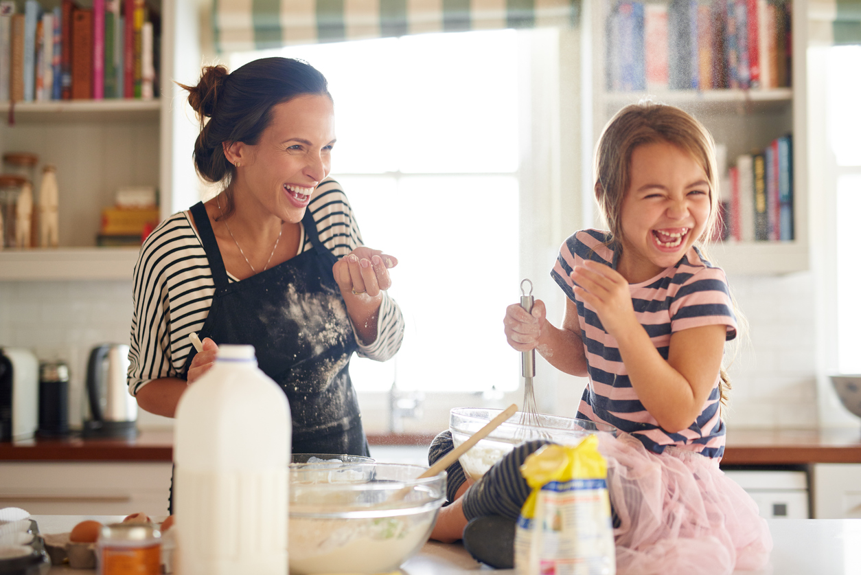 7 fun recipes to make with the kids