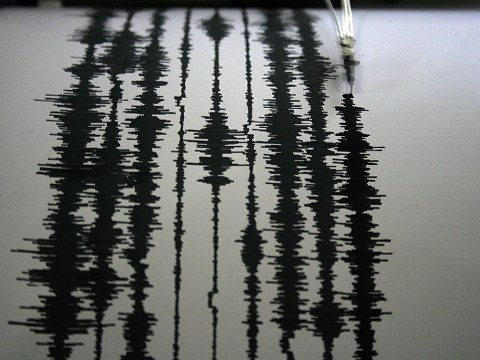How do the Richter Scale and seismographs work for measuring earthquakes?
