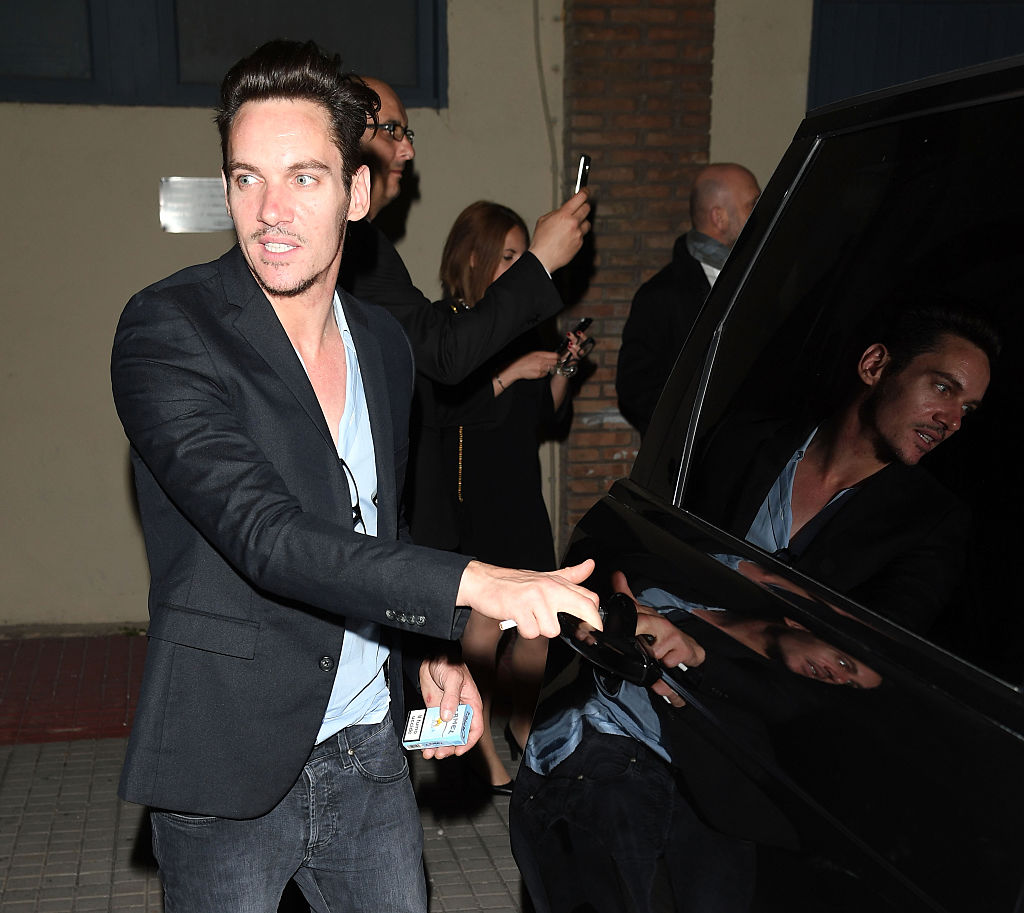 Jonathan Rhys Meyers named best actor at Boston Film Festival after tough few months