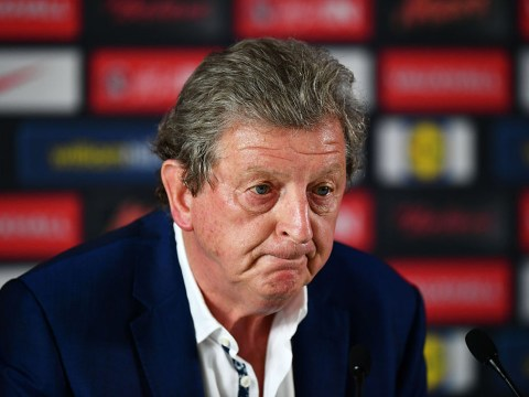 Crystal Palace appoint Roy Hodgson as manager