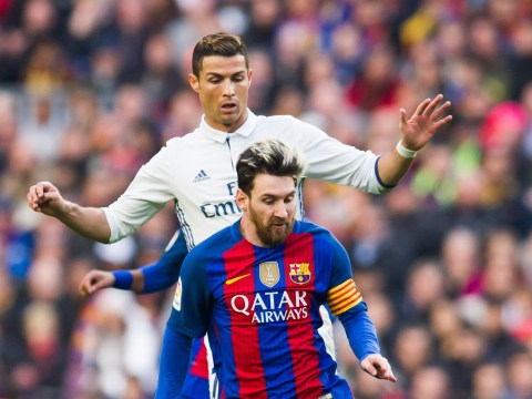 PSG 'can just open the gas and buy' Cristiano Ronaldo or Lionel Messi, says La Liga president Javier Tebas