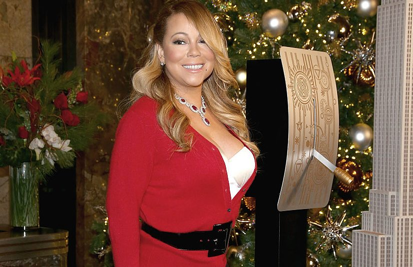 Mariah Carey announces two live Christmas shows in the UK for the first time