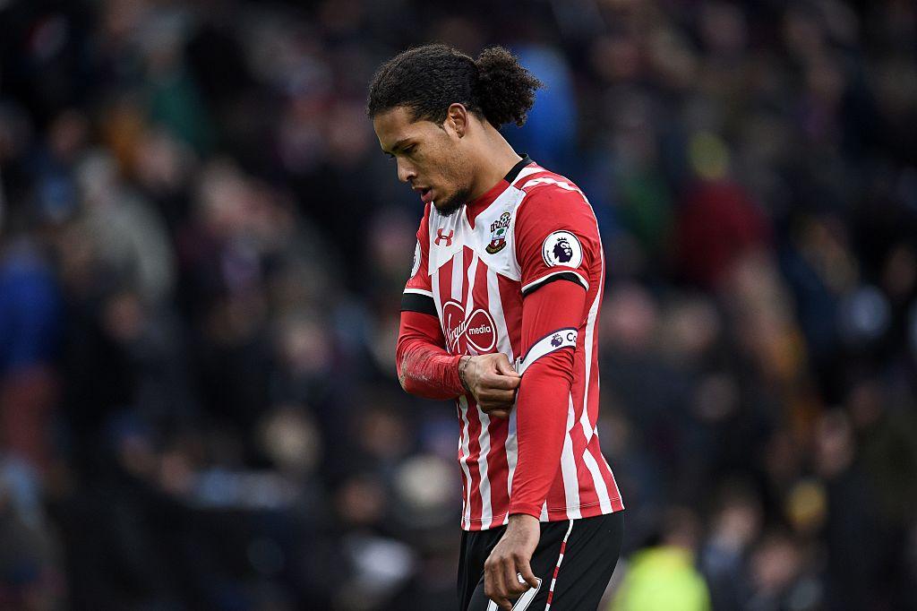 Liverpool target Virgil van Dijk makes woeful comeback after handing in transfer request