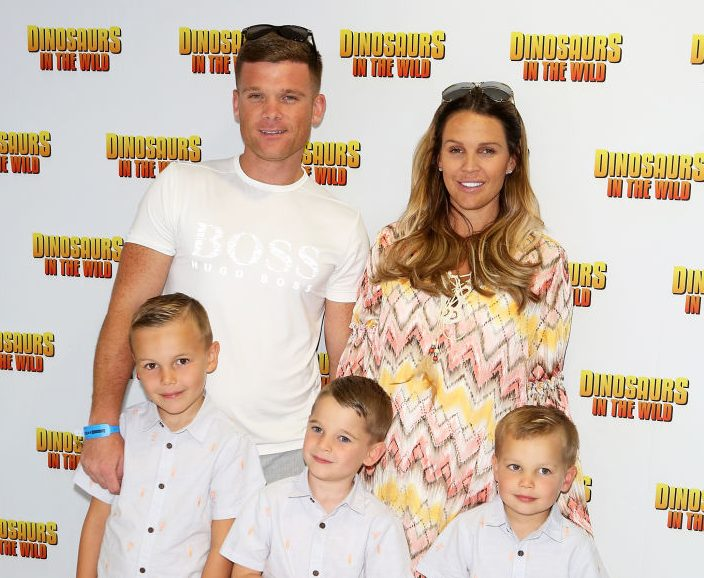 Danielle Lloyd reveals son Harry may have Asperger's syndrome