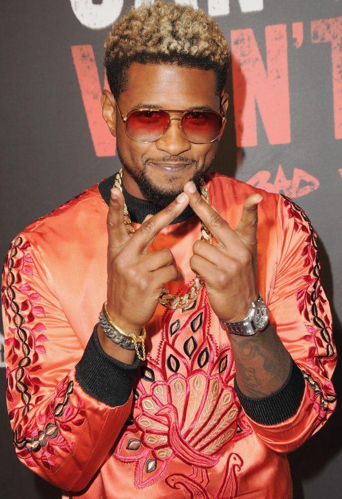 Usher raymond dating 2020