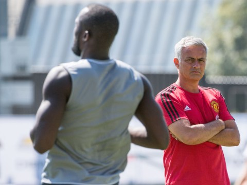 Manchester United's Romelu Lukaku has wanted to play for Jose Mourinho since he was 11 years old