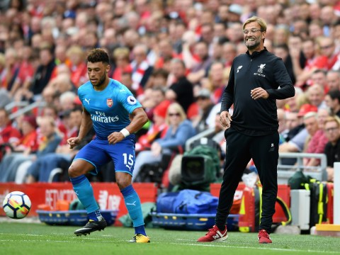 Arsene Wenger suggests Alex Oxlade-Chamberlain was tapped up on day of Liverpool v Arsenal