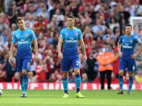 Granit Xhaka gives his verdict on Arsenal's four games so far this season
