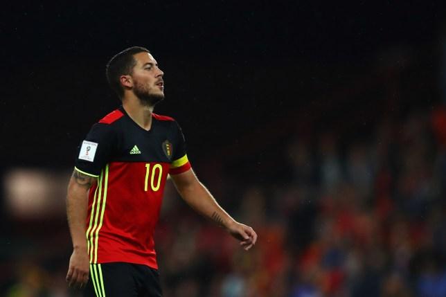 Chelsea news  Antonio Conte won t rush Eden Hazard back after injury ... 6d9898da3
