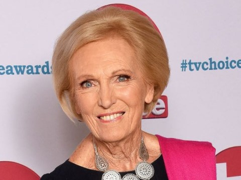 Mary Berry gives thumbs up to 'brilliant' new Great British Bake Off and Prue Leith