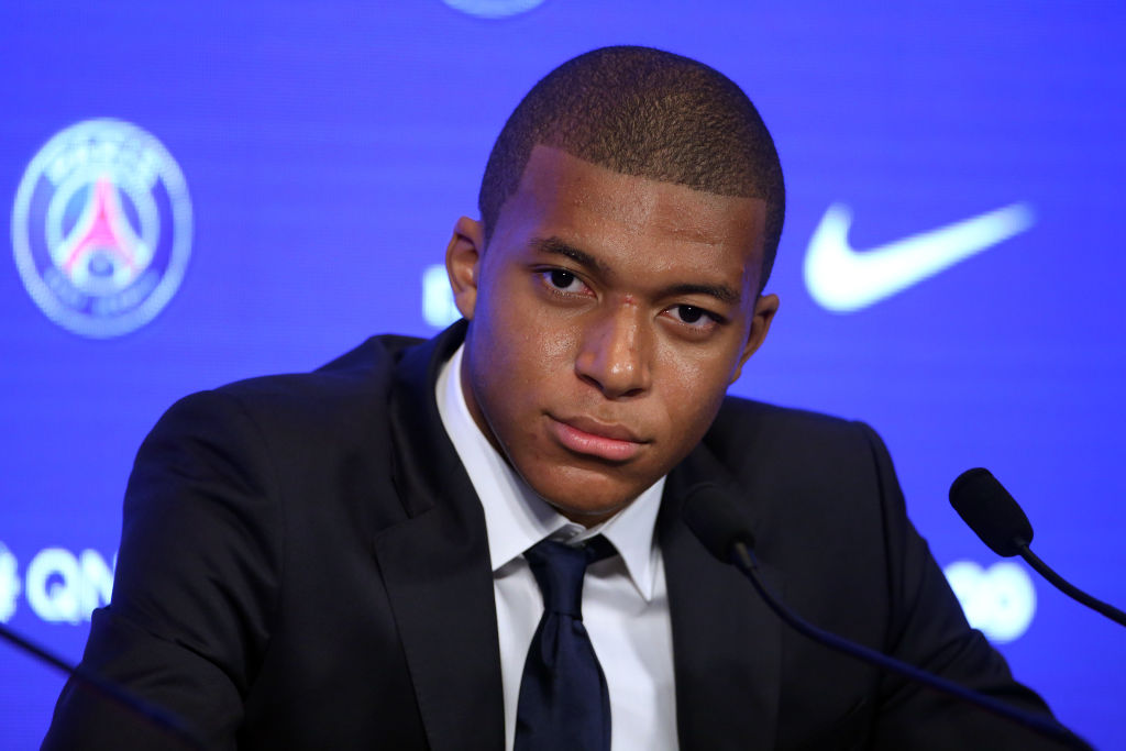 Kylian Mbappe admits Arsenal was a 'real option' and reveals Chelsea was first 'great club' he visited