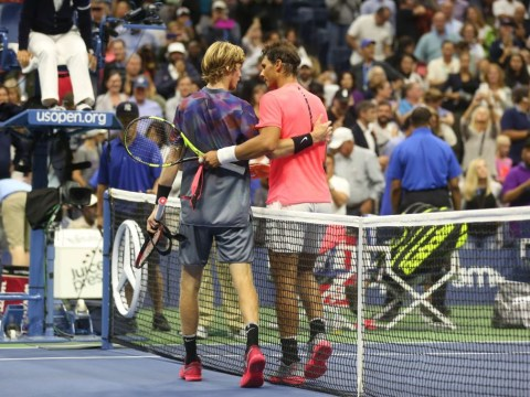 Andrey Rublev pinpoints exactly what he has to do to catch up with Rafael Nadal after US Open demolition