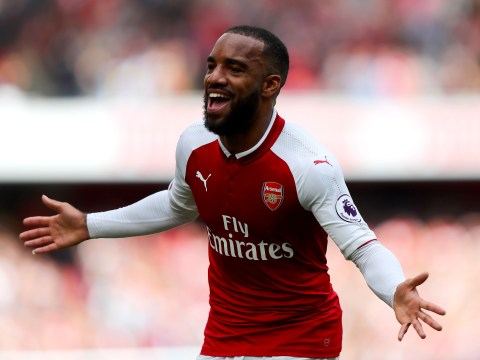 Alexandre Lacazette joins elite club for Arsenal with two goals in first two home games