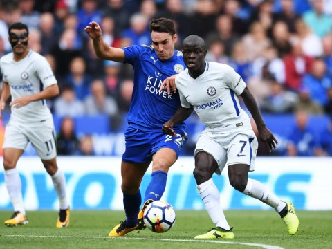 Pedro hails Chelsea midfielder N'Golo Kante as a 'complete player' following Leicester City victory