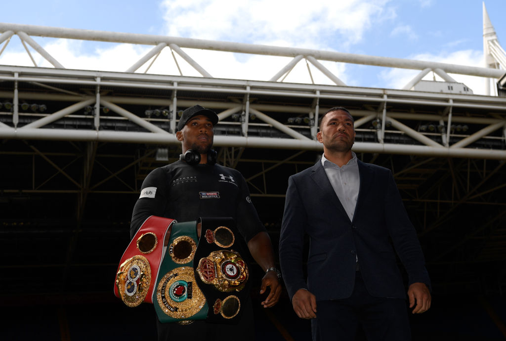 Anthony Joshua tickets vs Kubrat Pulev ARE still available – here's the price and where to get them