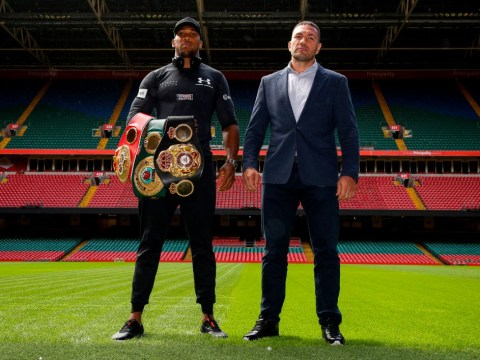Anthony Joshua tickets for Kubrat Pulev fight nearly sold out, how to buy remaining few