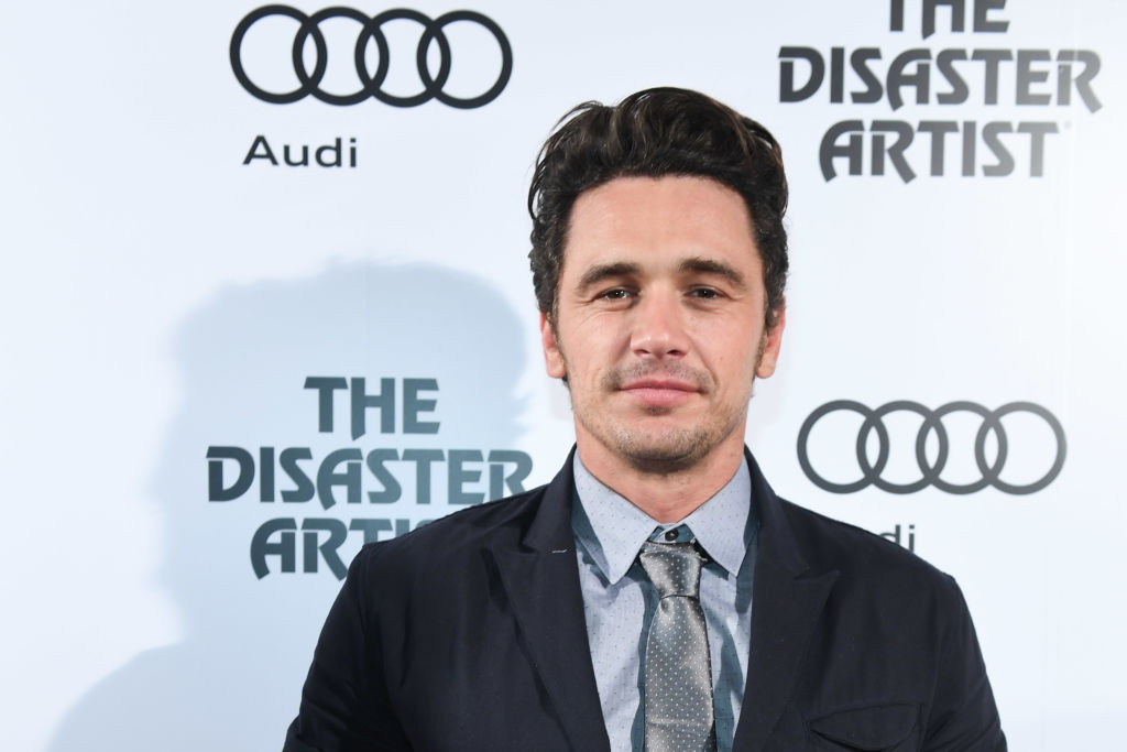 James Franco suffering from a midlife crisis: 'I've certainly hit a wall'