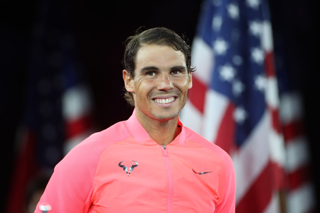Kevin Anderson names the quality that makes Rafael Nadal one of the greatest