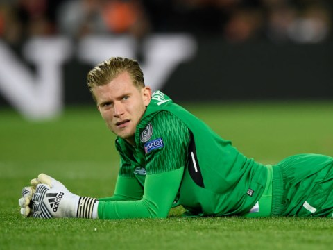 Rio Ferdinand blasts Loris Karius after Liverpool's draw with Spartak Moscow