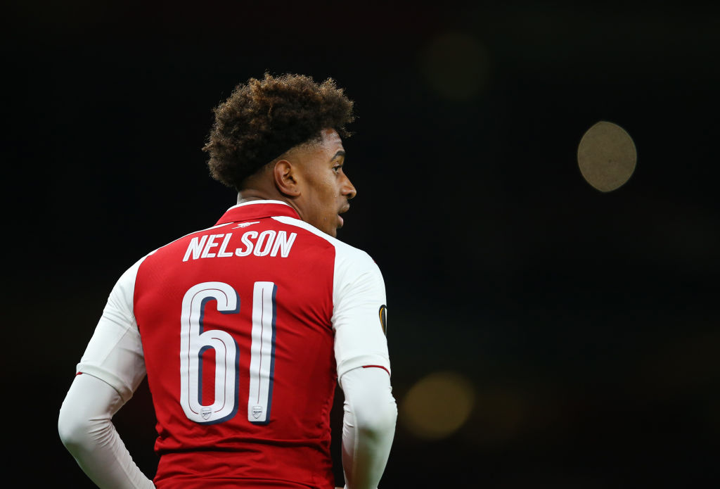 Thierry Henry disappointed with Arsene Wenger's decision to play Arsenal youngster Reiss Nelson as a wing-back