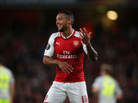 Arsenal star Theo Walcott blames teammates for his own woeful performance against FC Koln