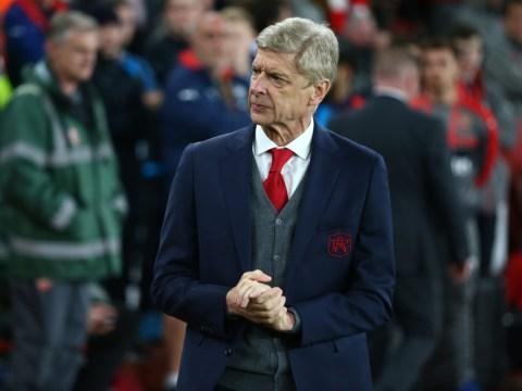 Arsene Wenger names his ideal back-three ahead of Chelsea showdown