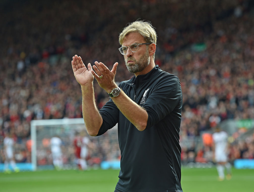 Jurgen Klopp provides positive injury update on Nathaniel Clyne and Adam Lallana