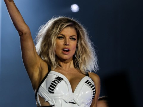 Fergie admits it was 'a little weird' pretending to still be with Josh Duhamel