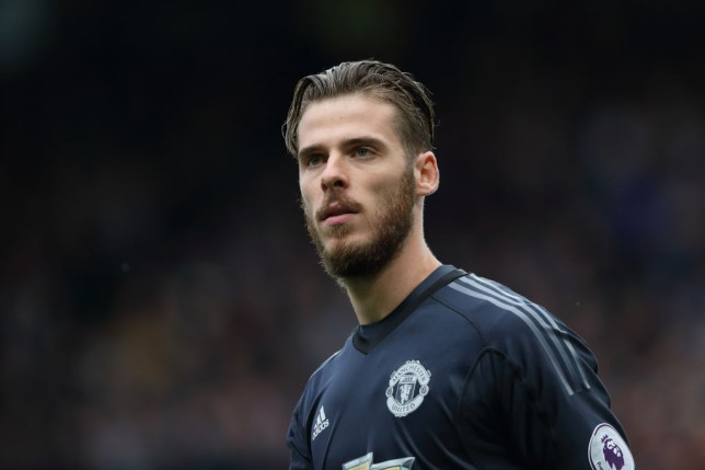 0949f007918 The Spanish No.1 has been on Real's transfer wish list for several years  (Picture: Getty). Manchester United remain determined to hold onto David de  ...